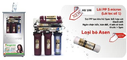 Máy lọc nước RO 106